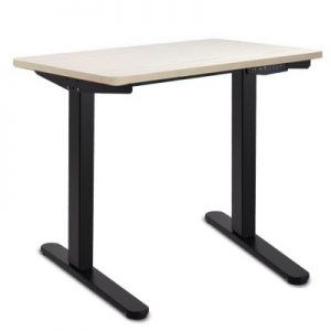 jenna12 300x300 - Jenna Motorised Height Adjustable Standing Desk - White Oak