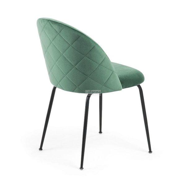 myst3 600x600 - Mystere Dining Chair - Emerald Velvet/Black