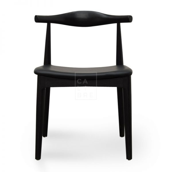 patty 600x600 - Patty Dining Chair - Black