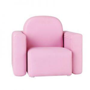 romi12 300x300 - Romi Convertible Kids Arm Chair - Pink