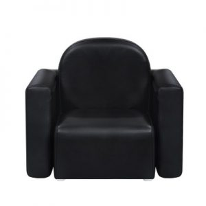 romi3 300x300 - Romi Convertible Kids Arm Chair - Black