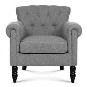 sherine8 300x300 - Sherine Armchair - Light Grey