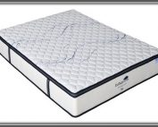 Cloud system 177x142 - Queen Cloud System Back Support Medium Mattress