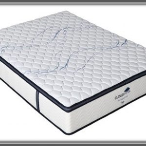 Cloud system 300x300 - Queen Cloud System Back Support Medium Mattress