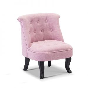 FA CHAIR KID02 PK 00 300x300 - Lina Upholstered Kids Chair - Pink