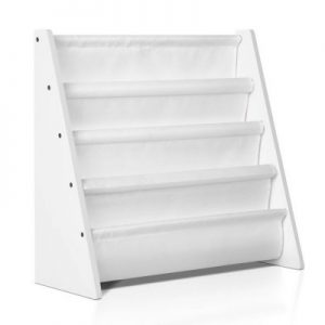 FURNI G MAG257 WH 00 300x300 - Neema Kids Bookshelf - White