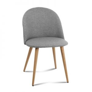 MO DIN 02 LI GYX2 00 300x300 - Georgia Fabric Dining Chair - Light Grey