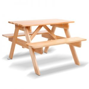 ODF KID PICNIC NW 00 300x300 - Kids Wooden Picnic Bench Set