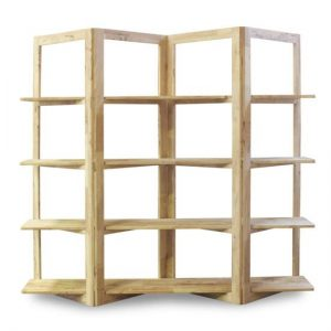 Scania Zig Zag Bookshelf 1024x1024 300x300 - Scandi  Zig Zag Bookshelf - Natural