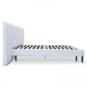 bd2279 mi sideview 1 300x300 - Aura Queen Size Bed - Cement Grey