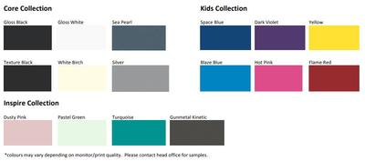 Colour Chart 42b92847 05d3 46de b31c 6d4325aa804f 400x - Royal Loft - Single, King Single & Double