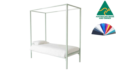Willow bed frame 2 AU 400x - Willow Bed - Double