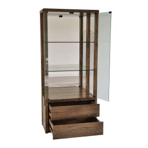 ruth AO 2 300x300 - Ruth Display Cabinet - Antique Oak