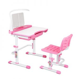 KID DESK 70A PK 00 300x300 - Shani Kids Study Desk & Chair - Pink