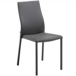 Aura 4 300x300 - Aura Dining Chair -Grey