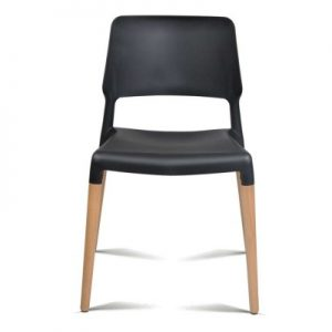 BA TW M2503 086 BKX4 02 300x300 - Cafe Belloch Chair - Black