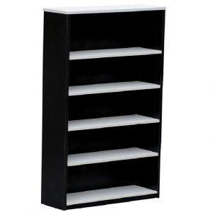 OF5074 300x300 - OM 1800 x 900 Book Shelf - White/Charcoal