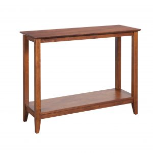 Quadrant Console Table AM 300x300 - Quadrat Console Table Antique Maple
