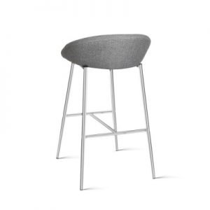 hugo3 300x300 - Hugo Bar Stool - Grey