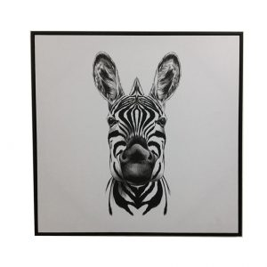 E533112 1 300x300 - Ziggy Zebra Print - Black & White