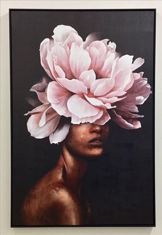 E592045 - The Fleur Framed