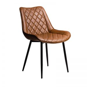 kenna1 300x300 - Kenna Dining Chair - Rust