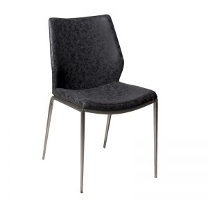 spencer1 300x300 - Spencer Dining Chair Black