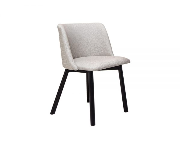 tribeca1 600x480 - Tribeca Dining Chair - Grey