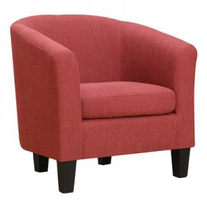 Baz Tub Chair Garnet 300x300 - Baz Tub Chair - Garnet
