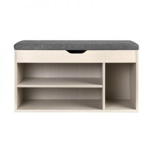FURNI G BENCH 145 NT 02 300x300 - HOLLY Wooden Shoe Organiser