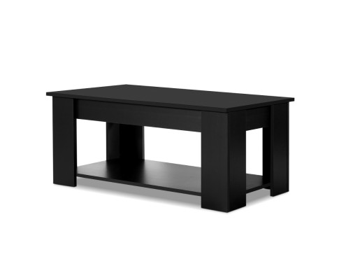 FURNI G COF LIFT BK 02 - Cindy Lift Up Top Coffee Table