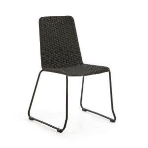 Meggie 13 300x300 - Meggie Dining Chair - Dark Grey