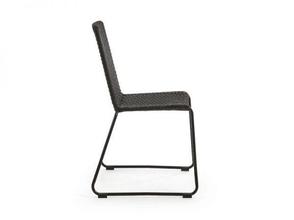 Meggie 14 600x450 - Meggie Dining Chair - Dark Grey