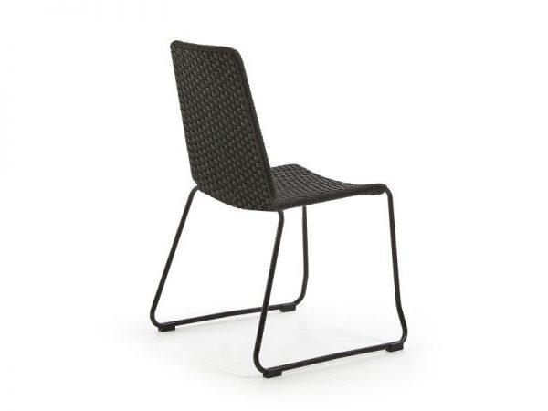 Meggie 15 600x450 - Meggie Dining Chair - Dark Grey