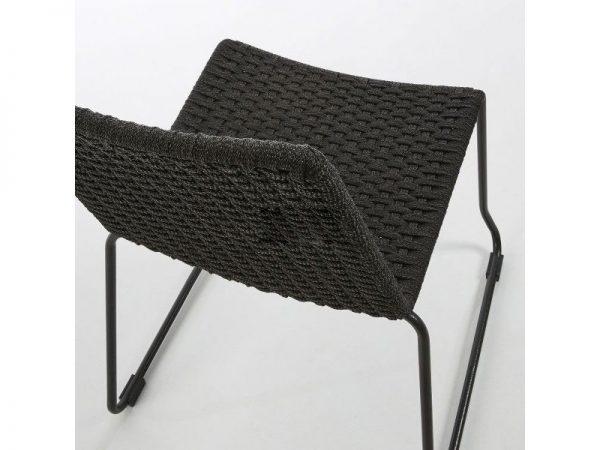 Meggie 16 600x450 - Meggie Dining Chair - Dark Grey