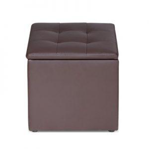 OTM STOR LEA BR 02 300x300 - Ines Storage Cube Brown