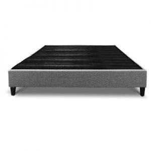 SBED BED BASE Q AB 02 300x300 - Jules Bed Base Frame Grey Queen