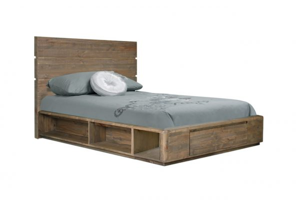 PS0046 600x400 - Portsea Bed Frame - King Single