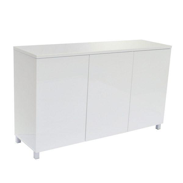 bella 2 1200x1200 1 600x600 - Bella Buffet - High Gloss White