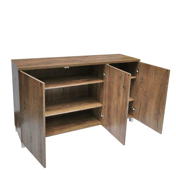 bella 8 1200x1200 1 600x600 - Bella Buffet - Antique Oak