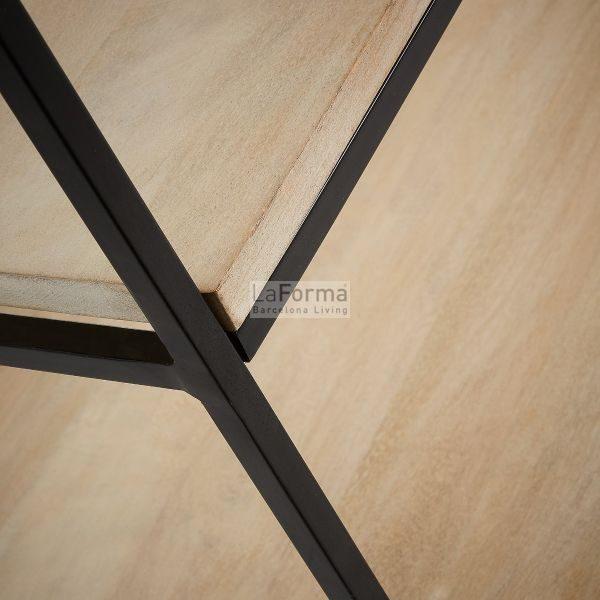 pyke8 600x600 - Pyke Large Bookshelf - Black
