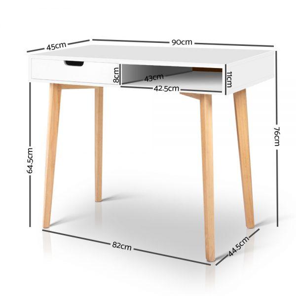 FURNI G DESK 1600 WH WD 01 600x600 - Xena Desk