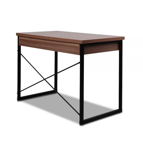 MET DESK 118 WN 02 600x600 - Zoe Desk Walnut