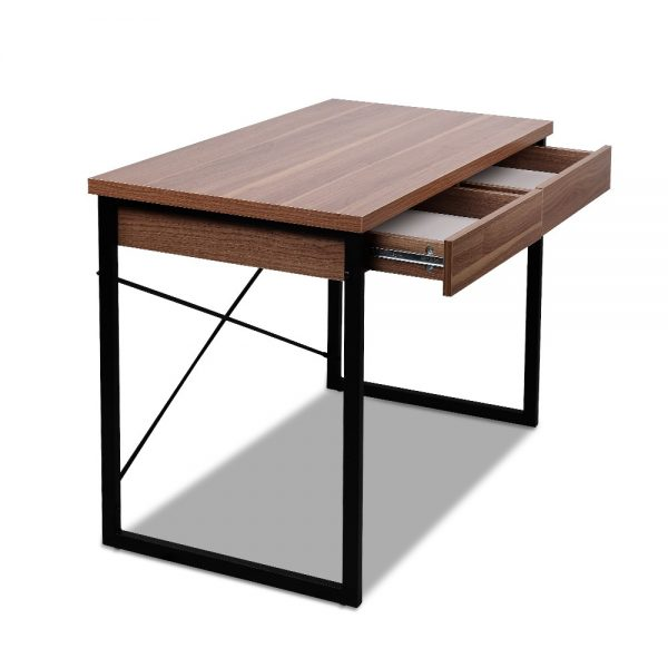 MET DESK 118 WN 04 600x600 - Zoe Desk Walnut