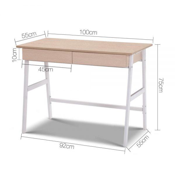 MET DESK 308 OA 01 600x600 - Zarah Metal Desk