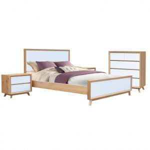 Sebel3PieceBedroomSet 300x300 - Sebel Bed Frame - King
