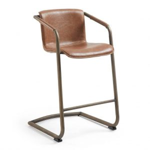 Trion rust 300x300 - Trion Bar Stool - Rust