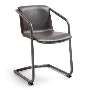 trion 1 300x300 - Trion Dining Chair - Dark Brown