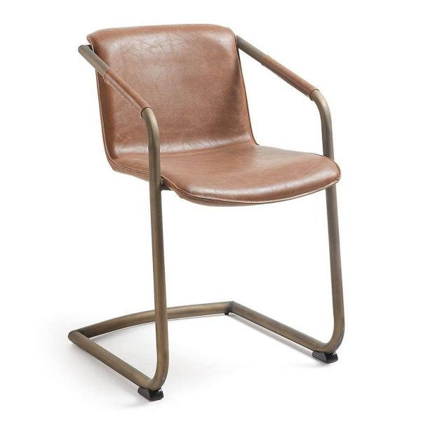 trion3 600x600 - Trion Dining Chair - Rust