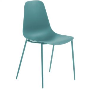 MetalDiningChair 2 300x300 - Wassu Dining Chair - Blue
